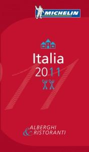 Cover Guide Michelin Italien 2011