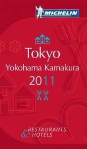 Cover Guide Michelin Tokyo 2011
